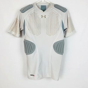 UNDER ARMOUR MPZ 2 Padded Compression Shirt MD